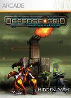 Portada oficial de de Defense Grid: The Awakening XBLA para Xbox 360