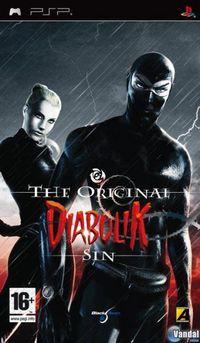 Portada oficial de Diabolik: The Original Sin para PSP