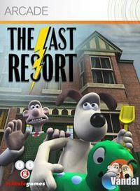 Portada oficial de Wallace & Gromit: Grand Adventures Episode 2: The Last Resort XBLA para Xbox 360