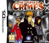 Portada oficial de Metropolis Crimes para NDS