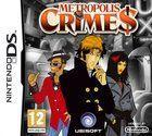 Portada oficial de de Metropolis Crimes para NDS