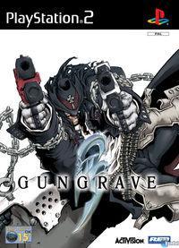 Portada oficial de Gungrave para PS2