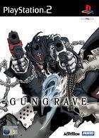 Portada oficial de de Gungrave para PS2