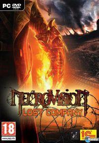 Portada oficial de NecroVisioN: Lost Company para PC