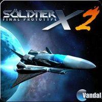 Portada oficial de Söldner-X 2: Final Prototype PSN para PS3