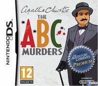 Portada oficial de Agatha Christie The ABC Murders para NDS