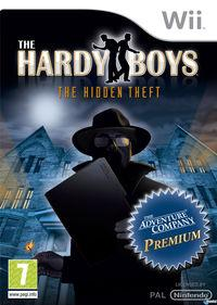 Portada oficial de Hardy Boys para Wii
