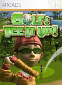Portada oficial de Golf: Tee It Up! para Xbox 360