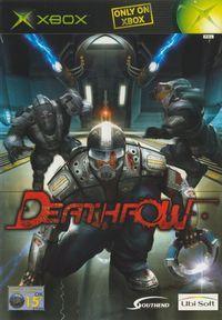 Portada oficial de Deathrow para Xbox