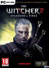 Portada oficial de The Witcher 2: Assassins of Kings para PC