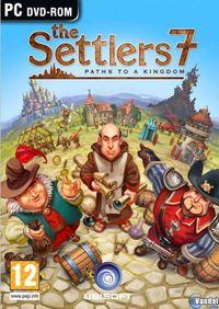 Portada oficial de The Settlers 7: Paths to a Kingdom para PC