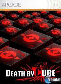 Portada oficial de Death by Cube XBLA para Xbox 360