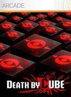 Portada oficial de de Death by Cube XBLA para Xbox 360