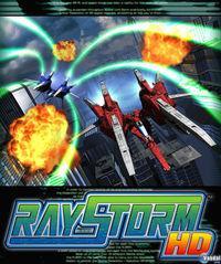 Portada oficial de RayStorm HD PSN para PS3