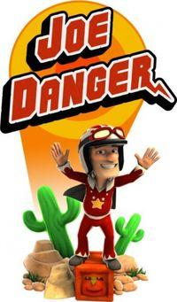 Portada oficial de Joe Danger para PC