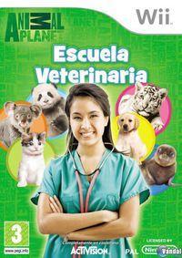 Portada oficial de Animal Planet: Vet Life para Wii