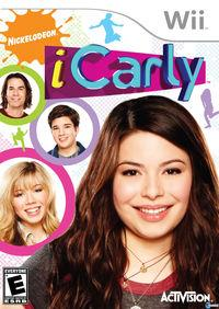Portada oficial de i Carly para Wii