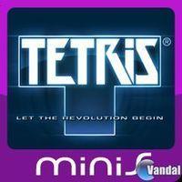 Portada oficial de Tetris Mini para PSP