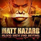 Portada oficial de de Matt Hazard: Blood Bath and Beyond PSN para PS3