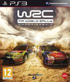 Portada oficial de de World Rally Championship 2010 para PS3