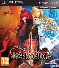 Portada oficial de The Last Rebellion para PS3