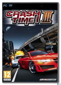 Portada oficial de Crash Time III para PC