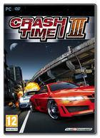 Portada oficial de de Crash Time III para PC