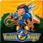Portada oficial de de Rocket Knight PSN para PS3