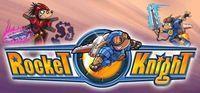 Portada oficial de Rocket Knight para PC