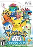 Portada oficial de de PokéPark: Pikachu's Big Adventure para Wii