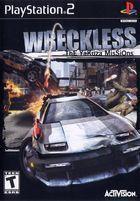 Portada oficial de de Wreckless: The Yakuza Missions para PS2