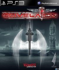 Portada oficial de Scivelation para PS3