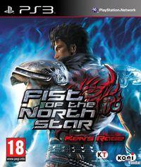Portada oficial de Fist of the North Star: Ken's Rage para PS3