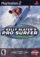 Portada oficial de de Kelly Slater's Pro Surfer para PS2