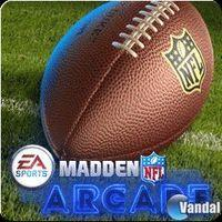 Portada oficial de Madden NFL Arcade PSN para PS3