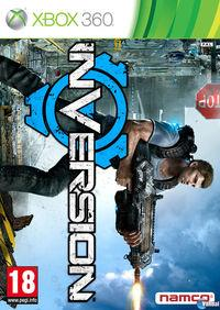 Portada oficial de Inversion para Xbox 360