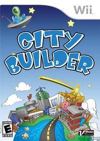 Portada oficial de City Builder para Wii