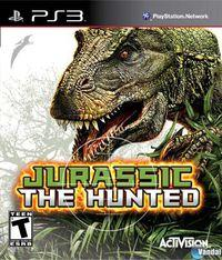 Portada oficial de Jurassic: The Hunted para PS3