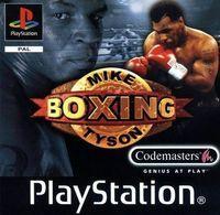 Portada oficial de Mike Tyson Boxing para PS One
