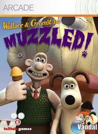 Portada oficial de Wallace & Gromit: Grand Adventures Episode 3: Muzzled! XBLA para Xbox 360