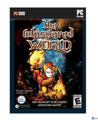 Portada oficial de The Whispered World para PC