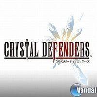 Portada oficial de Crystal Defenders para PSP