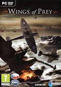 Portada oficial de Wings of Prey para PC