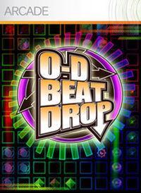 Portada oficial de 0D Beat Drop XBLA para Xbox 360
