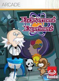 Portada oficial de Encleverment Experiment XBLA para Xbox 360
