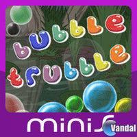 Portada oficial de Bubble Trubble Mini para PSP