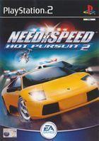 Portada oficial de de Need for Speed: Hot Pursuit 2 para PS2