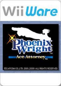 Portada oficial de Phoenix Wright: Ace Attorney WiiW para Wii