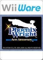 Portada oficial de de Phoenix Wright: Ace Attorney WiiW para Wii