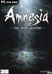 Portada oficial de Amnesia: The Dark Descent para PC